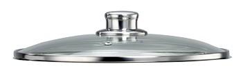 ELO Ersatz Glasdeckel für Entsafter (25 cm)
