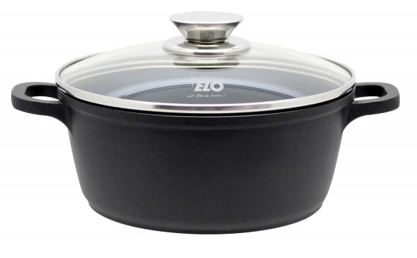 ELO Alucast - Kochtopf mit Glasdeckel