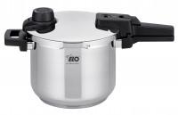 ELO Praktika Plus XLS  - Schnellkochtopf mit Einsatz und Standfuß